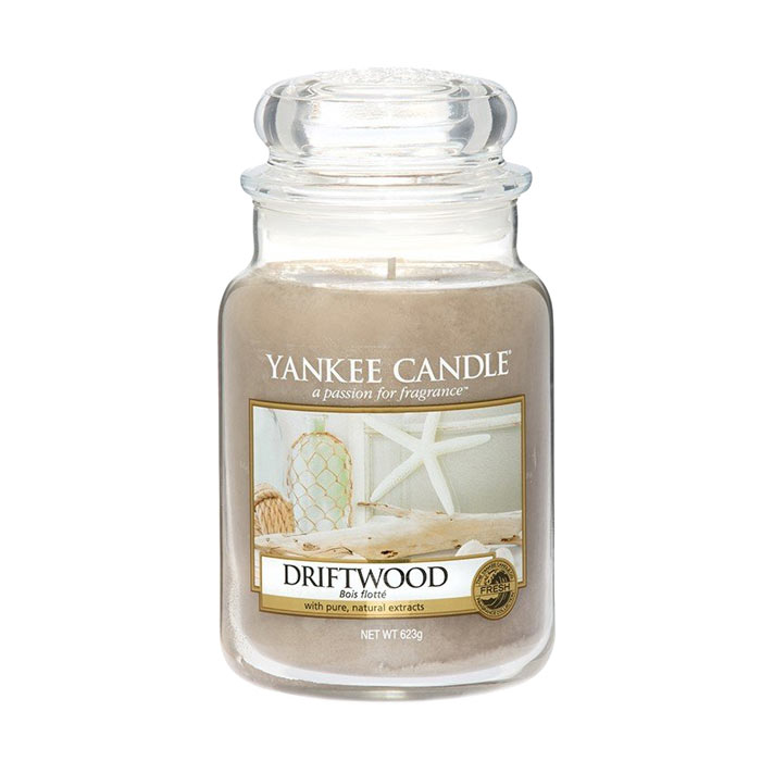 Yankee Candle Classic Large Driftwood 623g