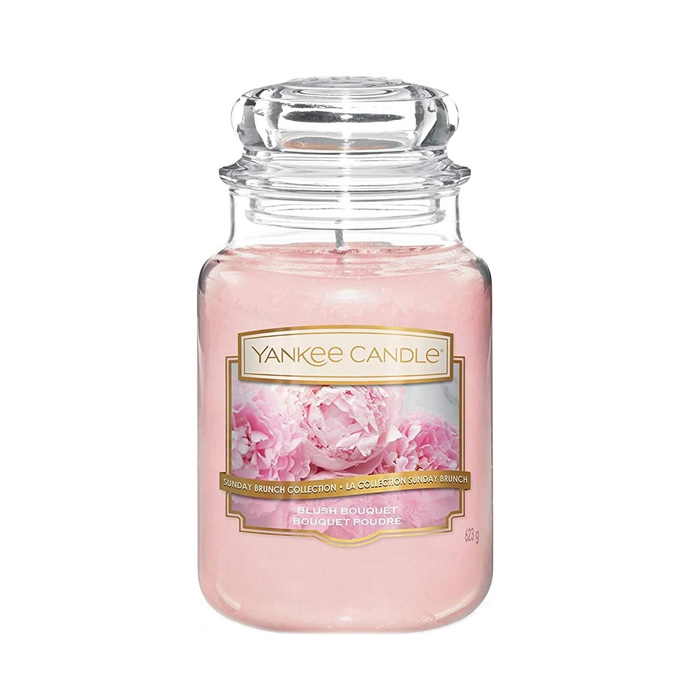 Yankee Candle Classic Large Jar Blush Bouquet 623g