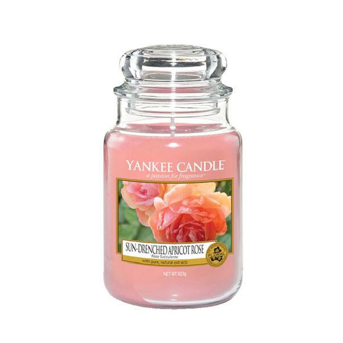 Swish Yankee Candle Classic Large Jar Blush Bouquet 623g
