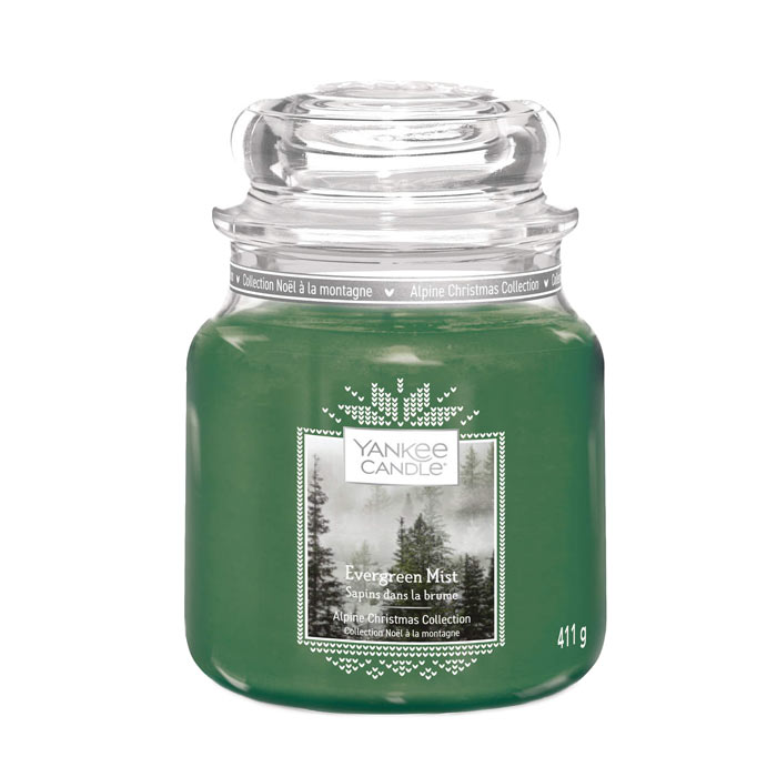 Swish Yankee Candle Classic Medium Jar Garden By The Sea Candle 411g
