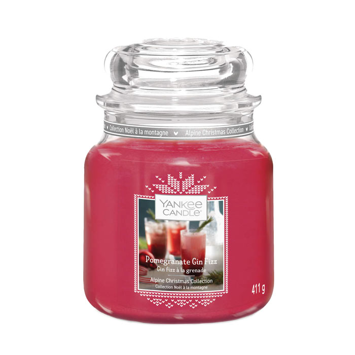 Swish Yankee Candle Classic Medium Jar Flowers In The Sun Candle 411g