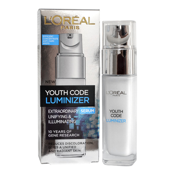 Youth Code by LOreal Luminizer Extraordinary Serum 30ml [SW NO DA]