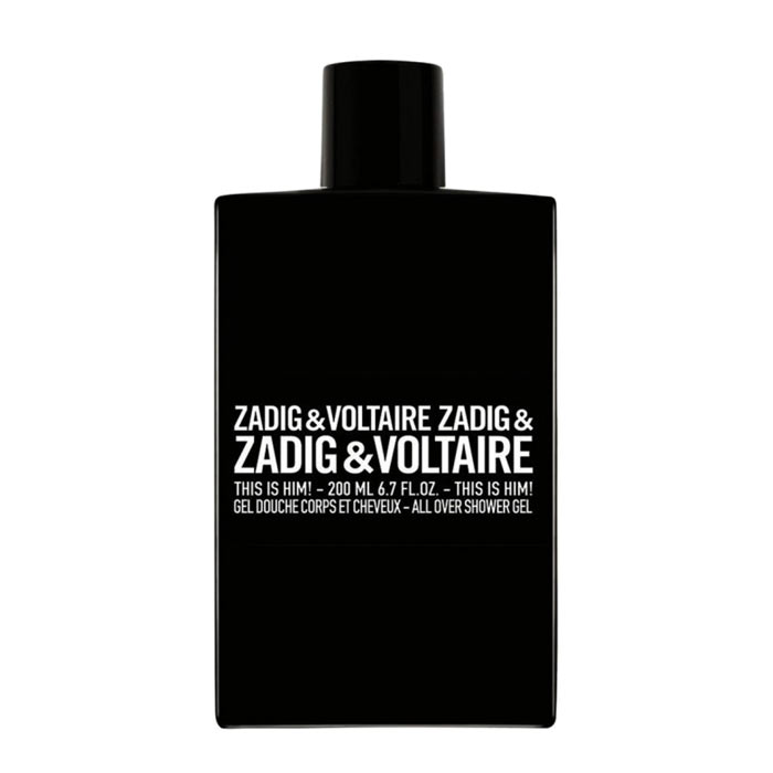 Zadig & Voltaire This is Him Shower Gel 200ml