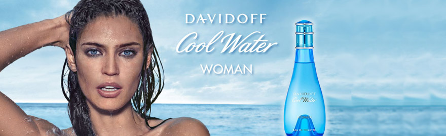 Kampanj - Davidoff Cool Water Woman