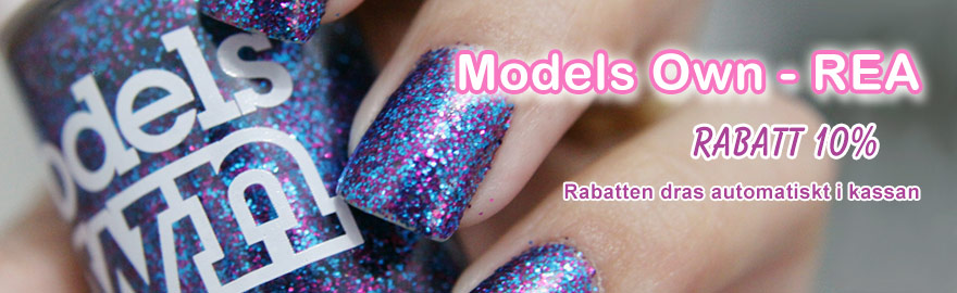 Models Own Nagellack - 10% rabatt